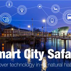 Club A #6: Tom van Arman, Smart City Safari, Amsterdam
